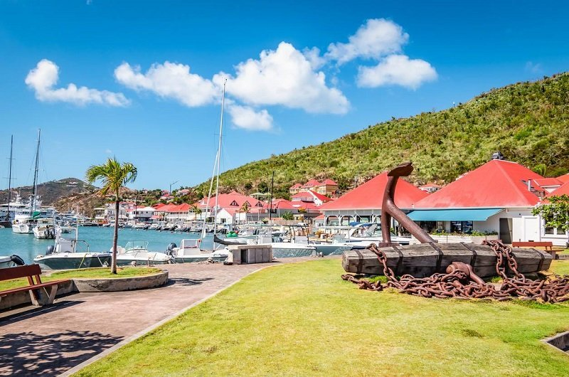 voyage luxe st barth