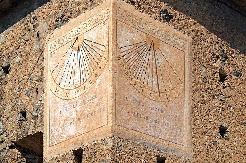 cadran solaire moltifao