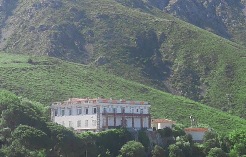 chateau malaspina belgodere