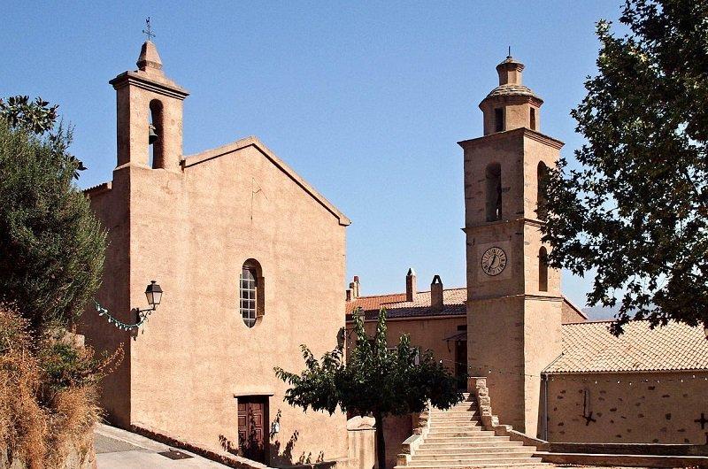 eglise saint nicolas castifao