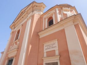 façade eglise saint thomas belgodère