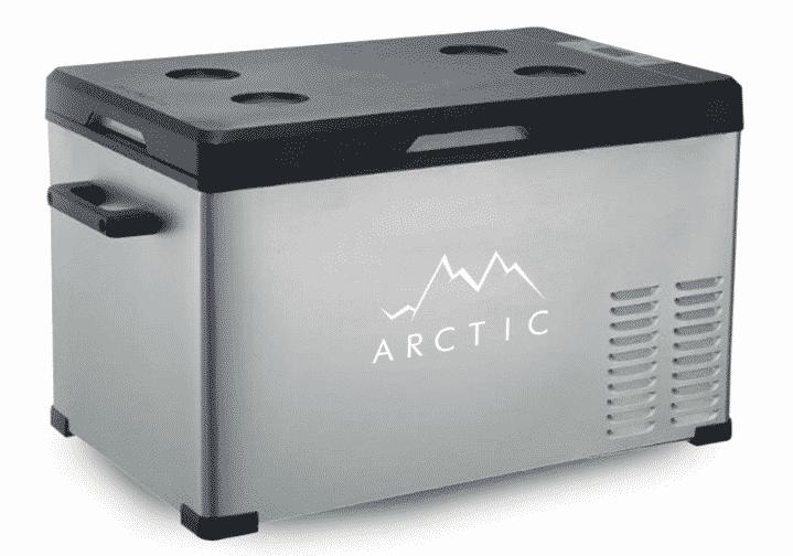 glaciere artic