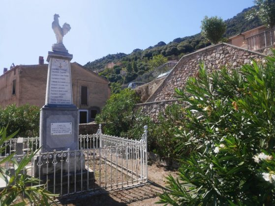 monument aux morts moltifao