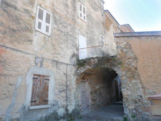 arche village corse