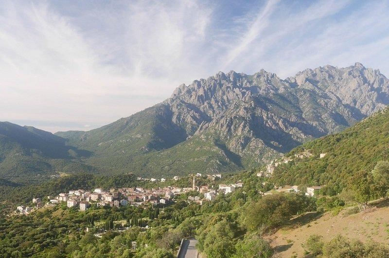 moltifao montagnes