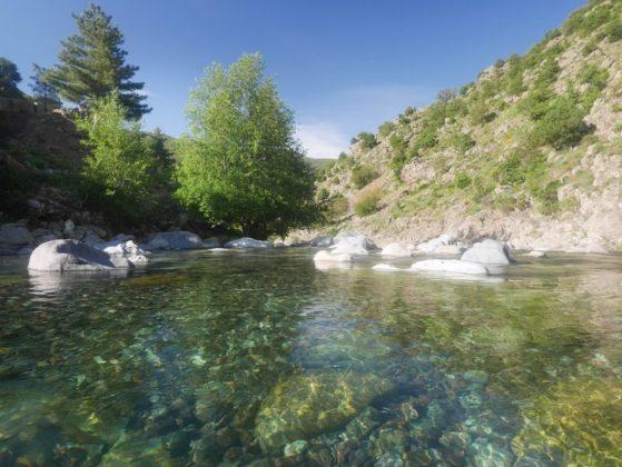 piscine naturelle d'asco
