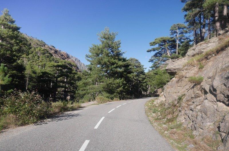 route d'asco