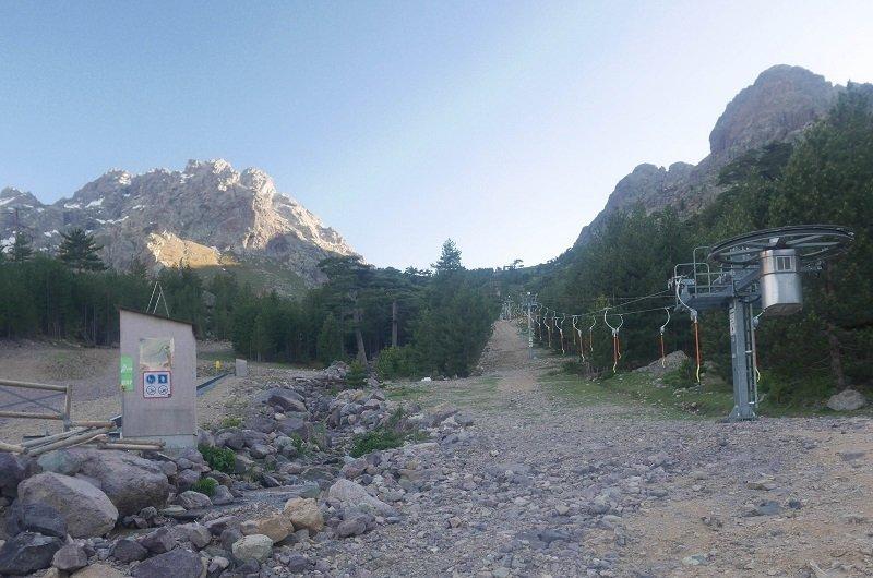 station de ski asco