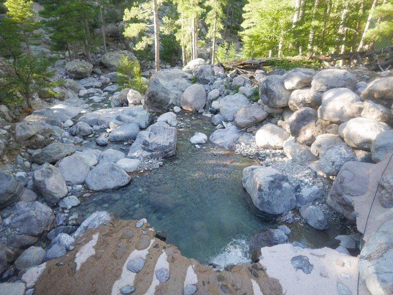 rochers vallée d'asco