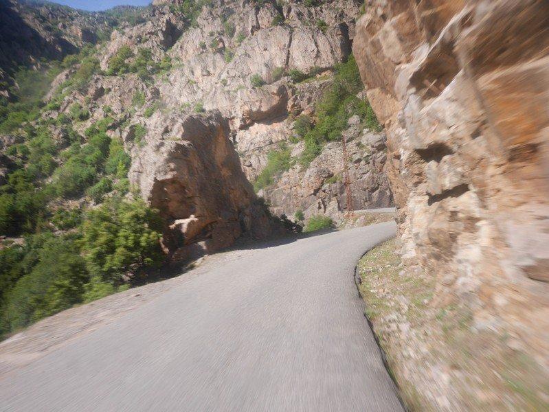 route montagne corse