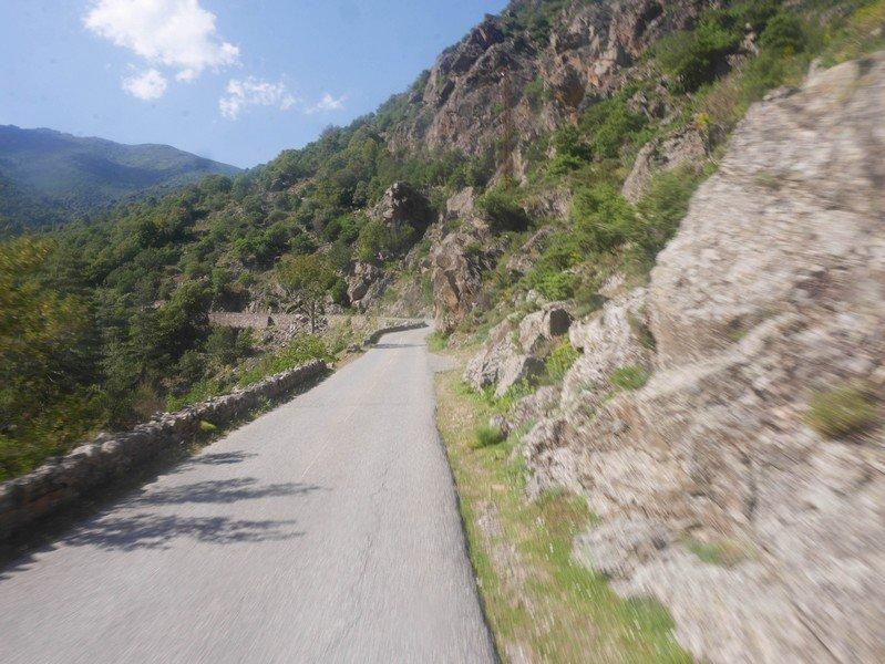 route vers asco