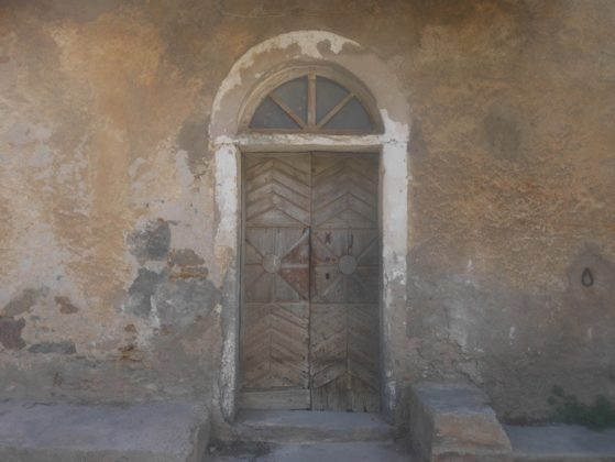 vieille porte corse