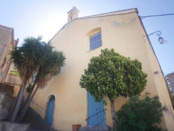 chapelle belgodère