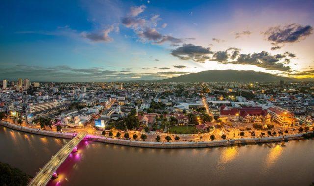 Chiang mai rivière