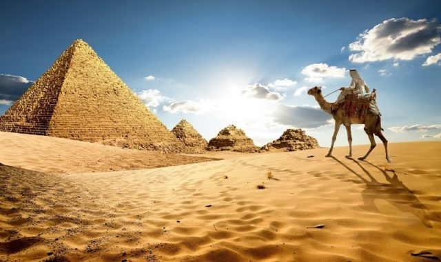 pyramide egypte