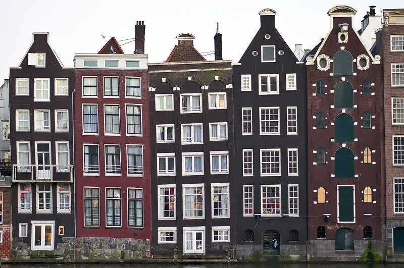 vieilles maisons amsterdam
