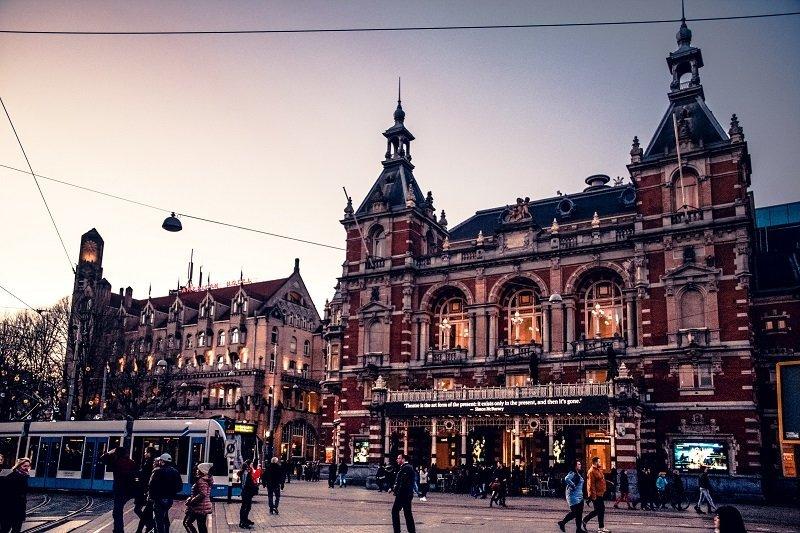 vie nocturne amsterdam