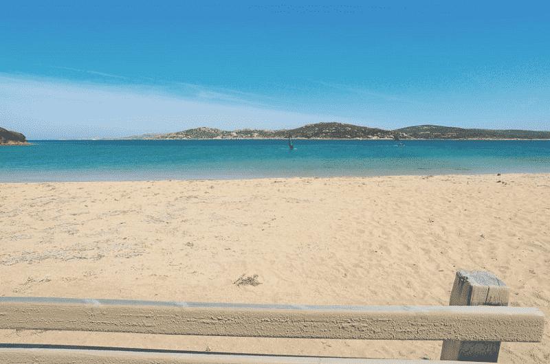 Porto Pollo plage