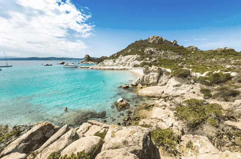 visiter l'archipel de la maddalena