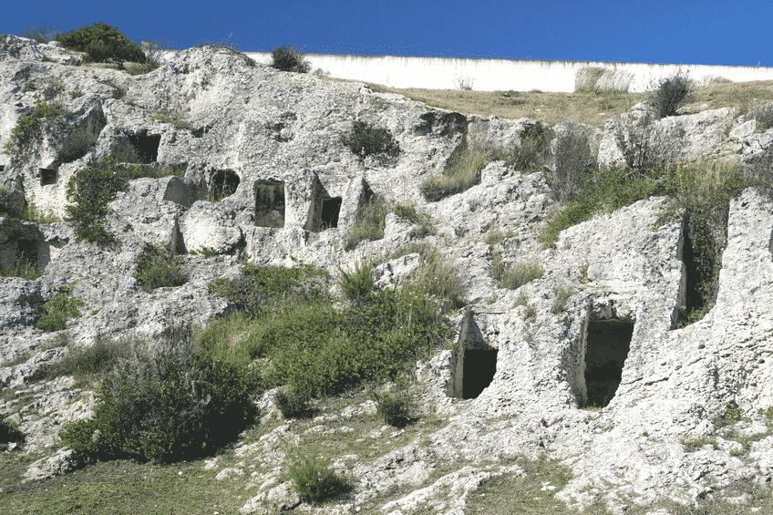 nécropole Tuvixeddu