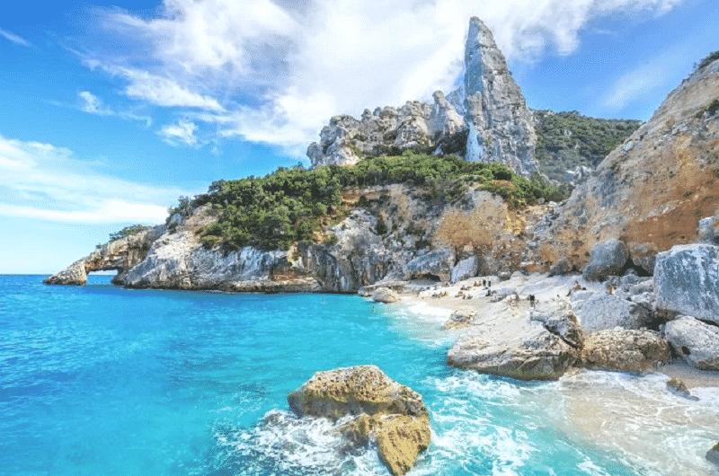 meilleures plages de sardaigne