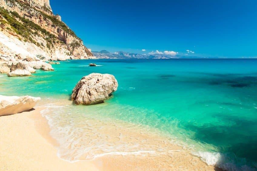 plage Cala Goloritzè