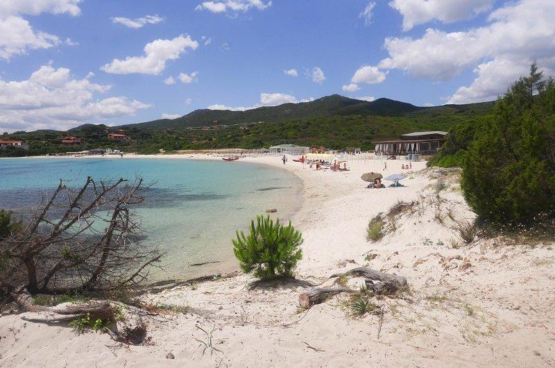 plus belle plage de sardaigne