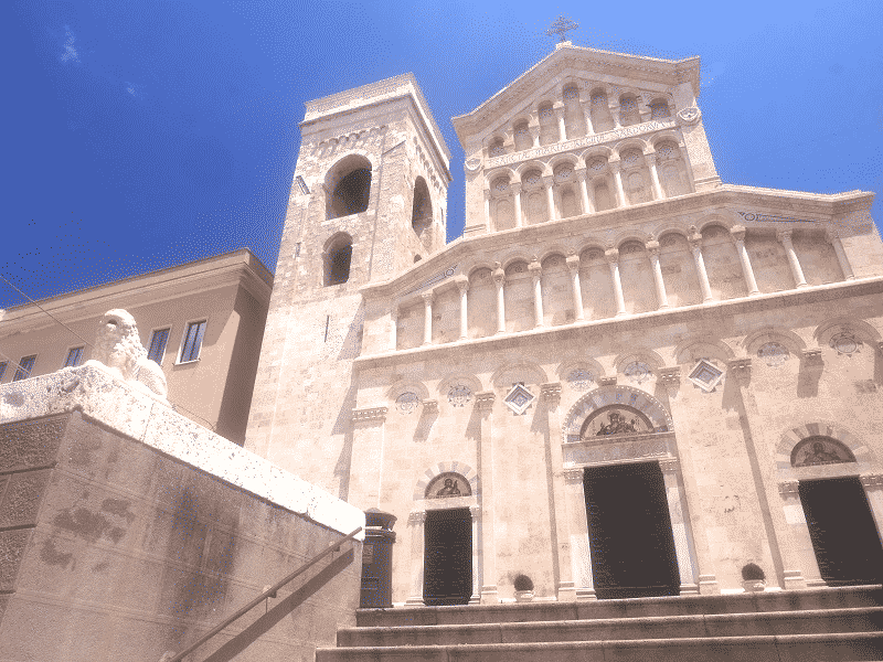 cathédrale Sainte Marie cagliari