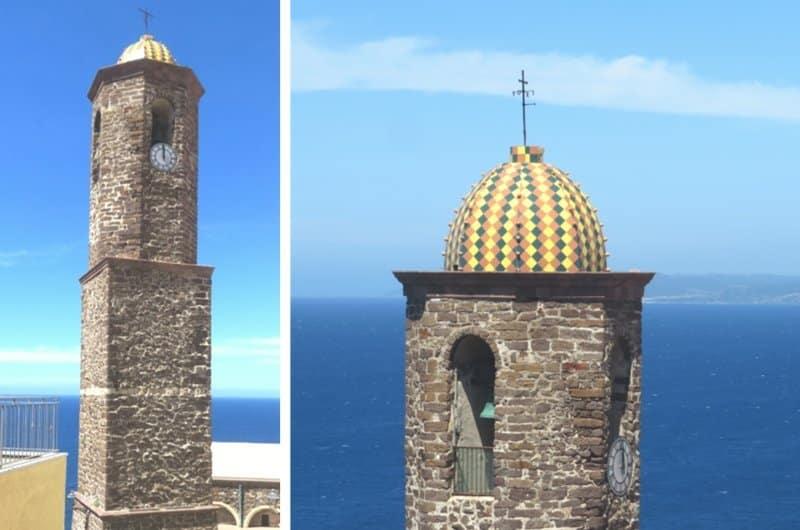 clocher cathedrale castelsardo