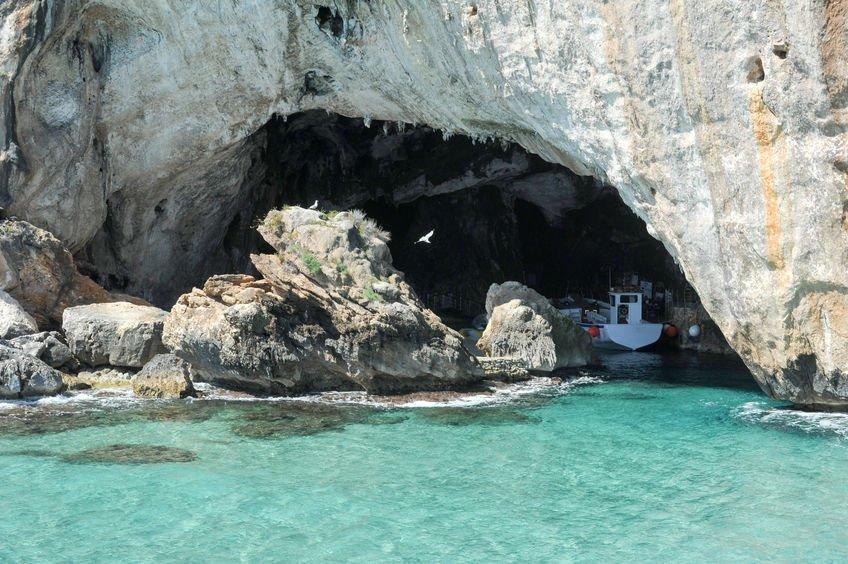 grotte du bue marino