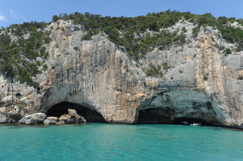grottes bue marino