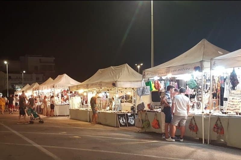 marché du soir palau
