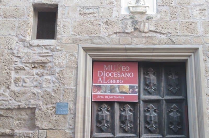 musée diocesain alghero