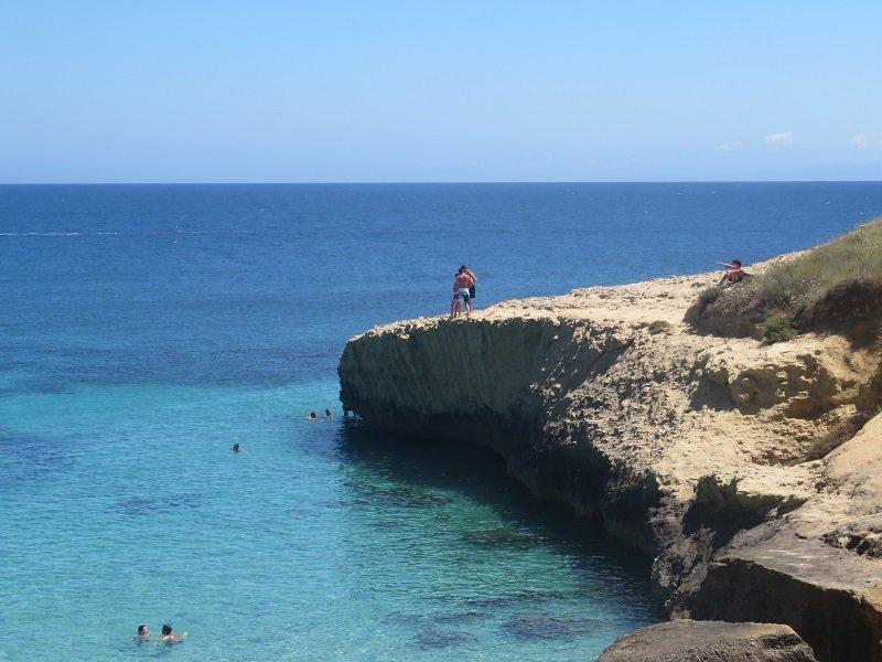 plage balai porto torres
