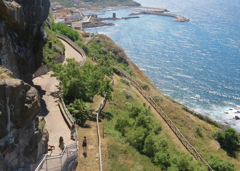 promenade castelsardo