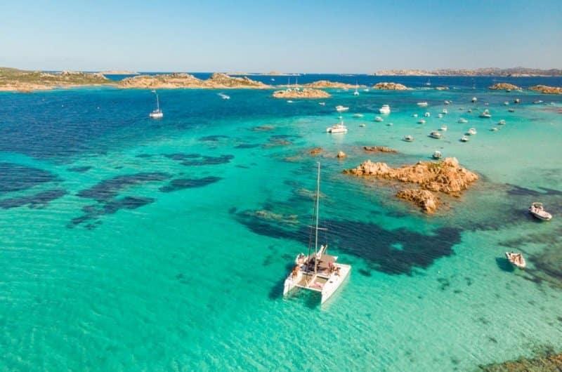 archipel de la maddalena
