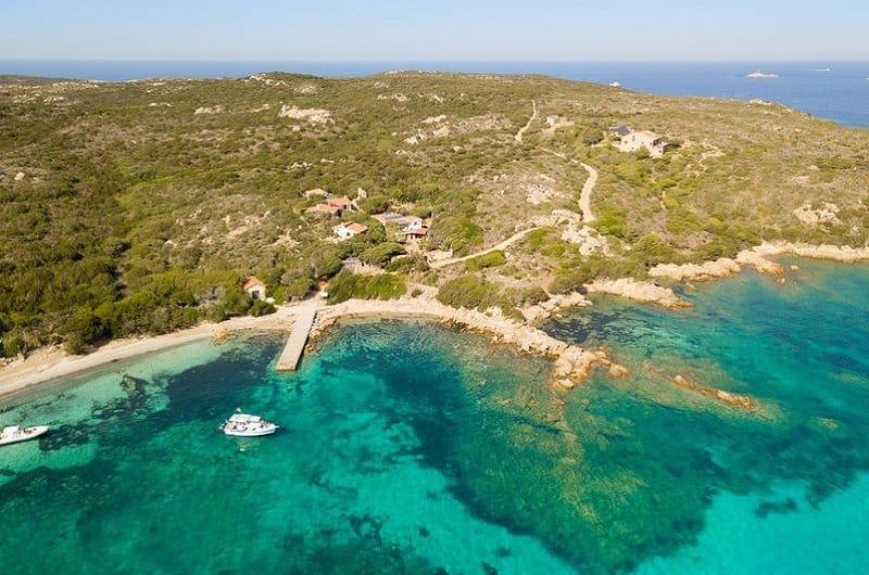 visiter les îles maddalena