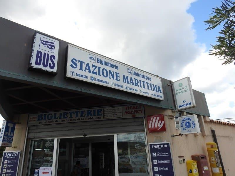 station maritime palau
