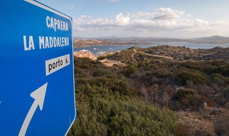 Visiter les îles de la Maddalena