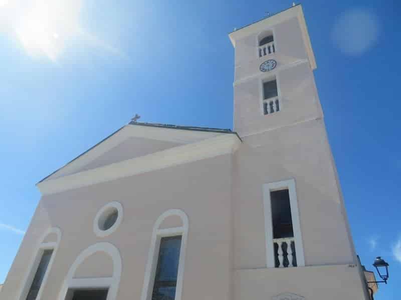 chiesa dell'Immacolata Concezione stintino