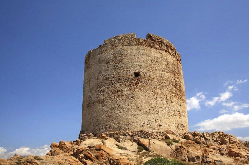 tour aragonaise isola rossa
