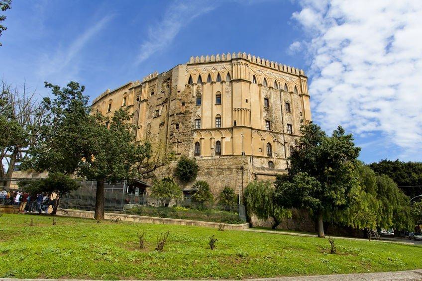 palazzo dei normanni palerme