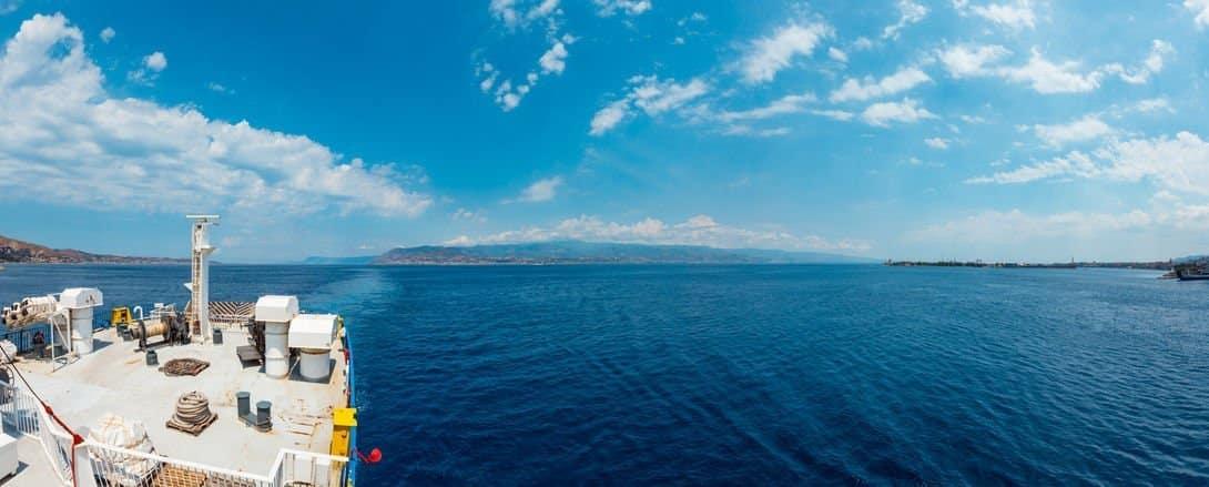 bateau italie sicile