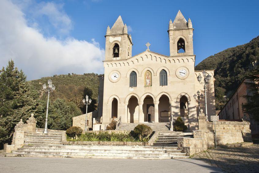 sanctuaire de Gibilmanna