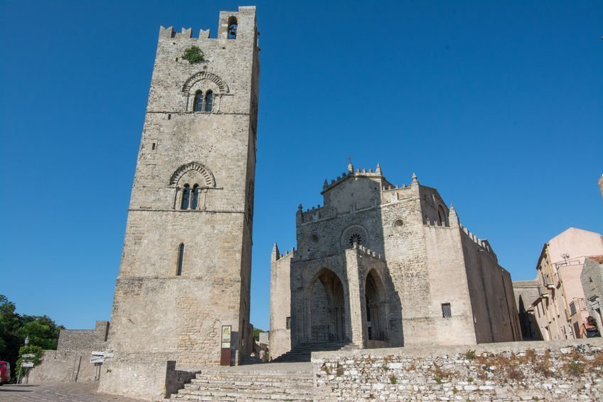 cathedrale erice