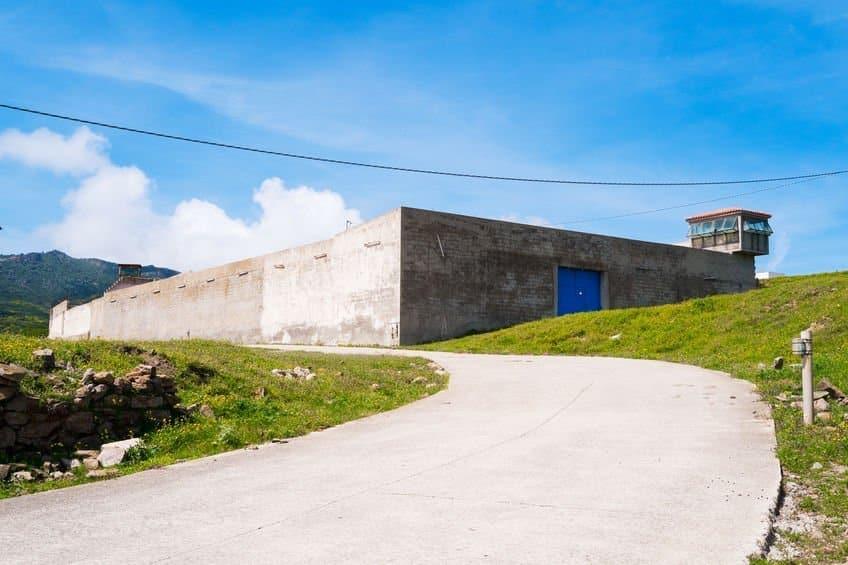ancienne prison asinara