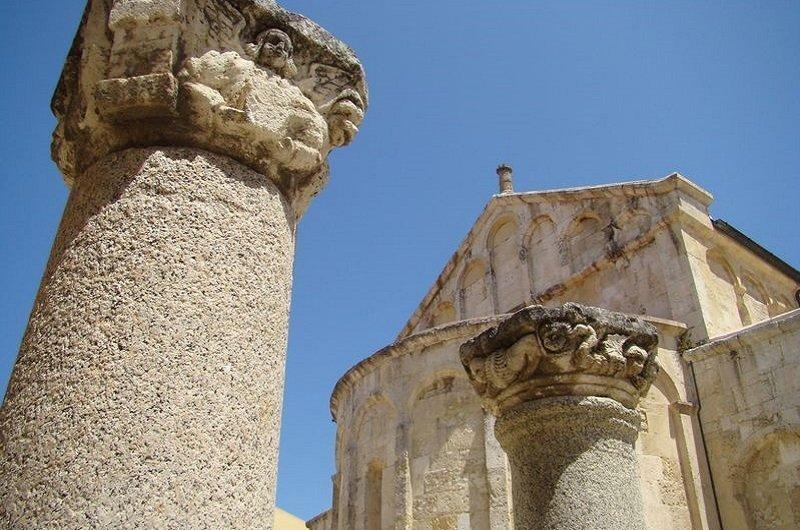 basilique san gavino