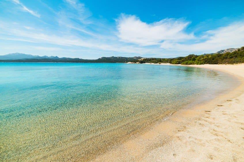plage de La Celvia
