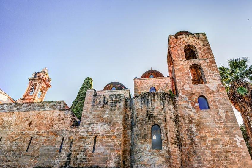 église eremiti palerme