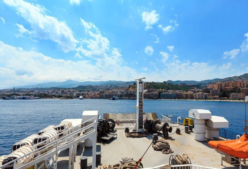 ferry sicile